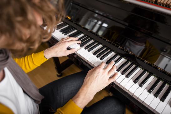 Clases de Piano para Adultos