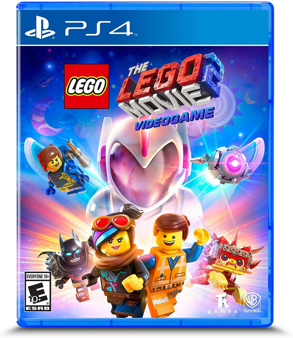 The Lego Movie 2 Videogame PS4